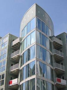 Gratis stock foto 39 s rgbstock gratis afbeeldingen glazen cilinder gevel ayla87 july - Kantoor transparant glas ...